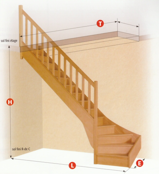 Calcul d escalier quart tournant ericlovelacemarketing for Calcul tremie escalier quart tournant