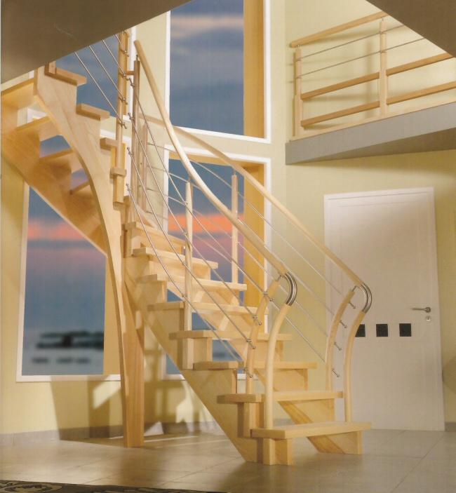 escalier gain de place castorama escalier gain de place. Black Bedroom Furniture Sets. Home Design Ideas