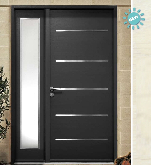 portes d 39 entr es portes mixtes menuisor. Black Bedroom Furniture Sets. Home Design Ideas